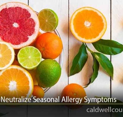 Foods That Neutralize Seasonal Allergy Symptoms