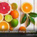 Foods That Neutralize Seasonal Allergy Symptoms