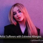 Hollywood Artist Sufferers with Extreme Allergies